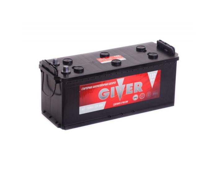 Аккумулятор Giver 132 А/ч купить в Воронеже