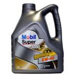Купить в Воронеже масло Mobil Super 3000 x1 5W40