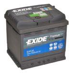 Купить аккумулятор в Воронеже Exide Premium EA530 53 А/ч