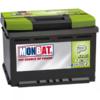 Купить аккумулятор Monbat в Воронеже