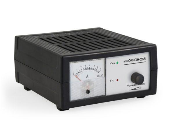 Зарядное устройство для аккумуляторов Орион-265 купить в Воронеже