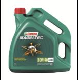 Купить моторное масло в Воронеже Castrol Magnatec A3/B4 10W40 полусинтетика 4 л.