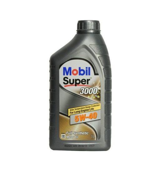 Купить моторное масло в Воронеже Mobil Super 3000 x1 5W40 1 л