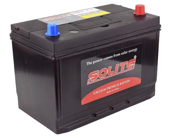 Купить аккумулятор в Воронеже Solite 115D31L