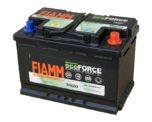 Купить аккумулятор в Воронеже FIAMM ECOFORCE AFB TR680 EFB Start-Stop 70 А/ч