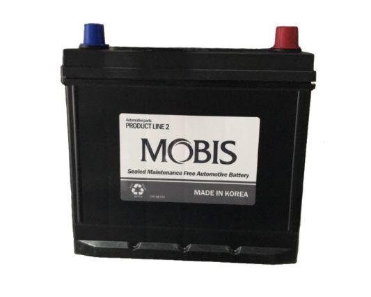Оригинальный аккумулятор Mobis (Hyundai/KIA) 75D23L в Воронеже купить
