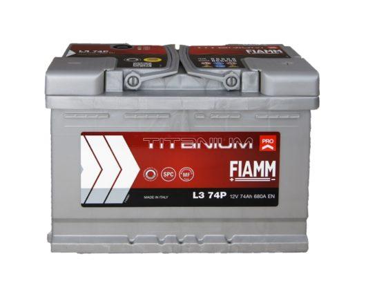 Купить акб FIAMM Titanium Pro L374P в Воронеже