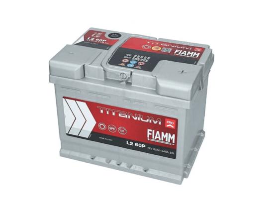 Купить аккумулятор FIAMM Titanium Pro L260P в Воронеже