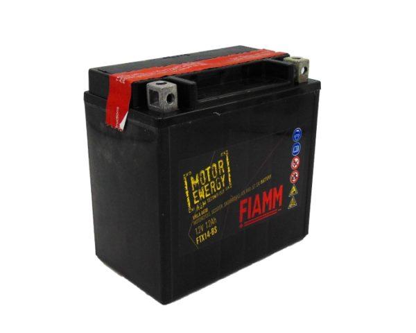 Мото аккумулятор Fiamm AGM FTX14-BS купить в Воронеже