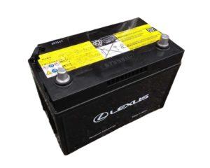 Оригинальный аккумулятор Toyota 2880038120 AGM S75D31L 68 А/ч