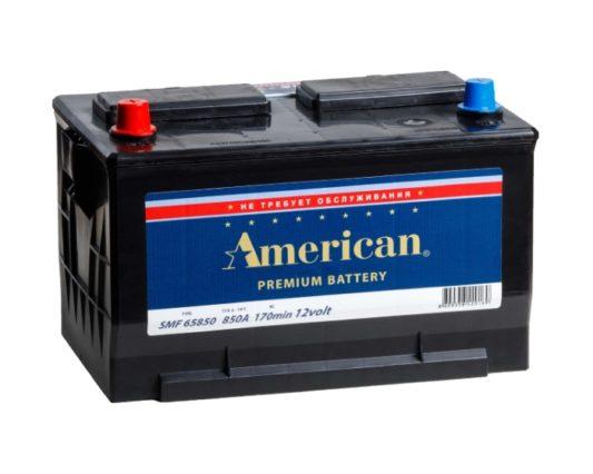 American 65850 Ford Explorer аккумулятор в Воронеже купить
