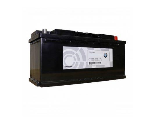 Оригинальный аккумулятор BMW AGM Start-Stop 105 А/ч