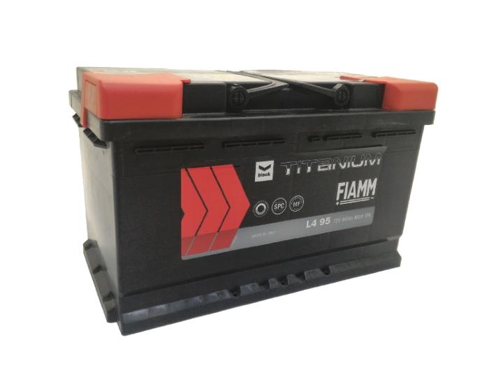 Аккумулятор автомобильный FIAMM Titanium Black L495 купить в Воронеже