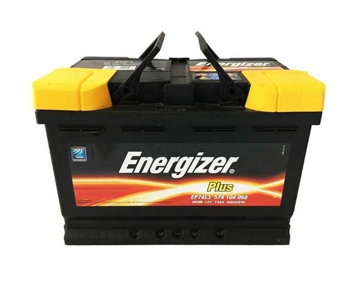 Аккумулятор автомобильный в Воронеже купить Energizer Plus 74 А/ч