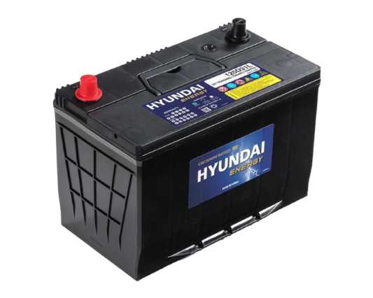 Оригинальный аккумулятор HYUNDAI CMF 125D31L 105 Ач в Воронеже купить