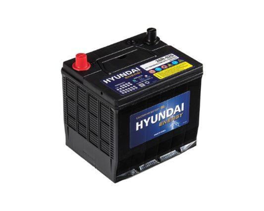 Оригинальный аккумулятор HYUNDAI 26R-525 50 А/ч в Воронеже купить