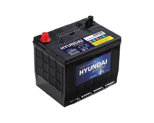 Оригинальный аккумулятор HYUNDAI CMF 85B60K 55 А/ч купить в Воронеже