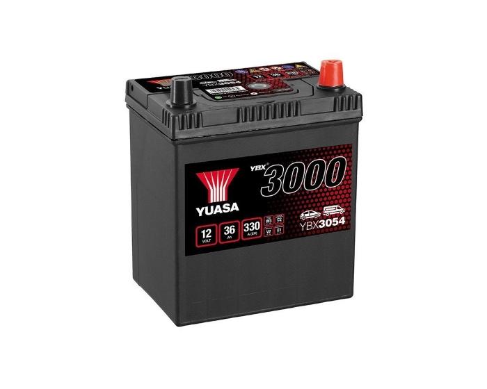 Японский аккумулятор в Воронеже Yuasa YBX3054 36 А/ч