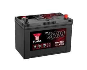Купить аккумулятор на автомобиль Yuasa YBX3335 (115D31L) 95 А/ч в Воронеже