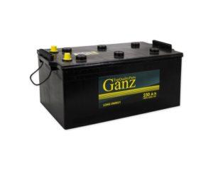 Грузовой аккумулятор GANZ 230 А/ч в Воронеже купить