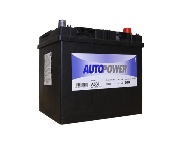 Купить автомобильный аккумулятор в Воронеже AUTOPOWER 60 А/ч высокий