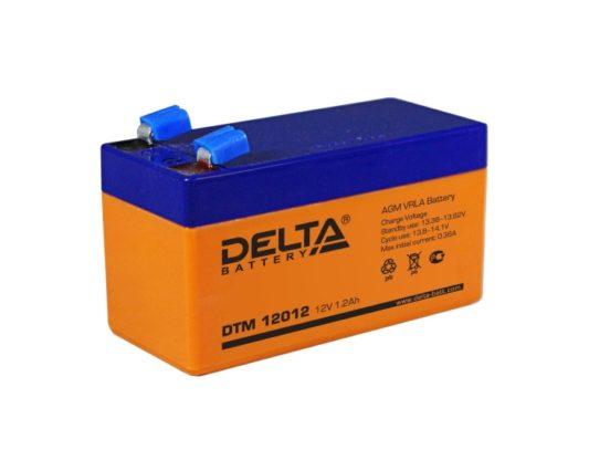 Аккумулятор для ИБП в Воронеже DELTA DTM 12012