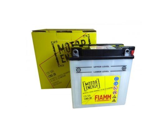 Мото аккумулятор Fiamm 12N5-3B 7904437 5 А/ч купить в Воронеже