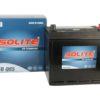 Аккумулятор на Mazda CX-5 Solite Q85 Start-Stop EFB 70 А/ч в Воронеже купить
