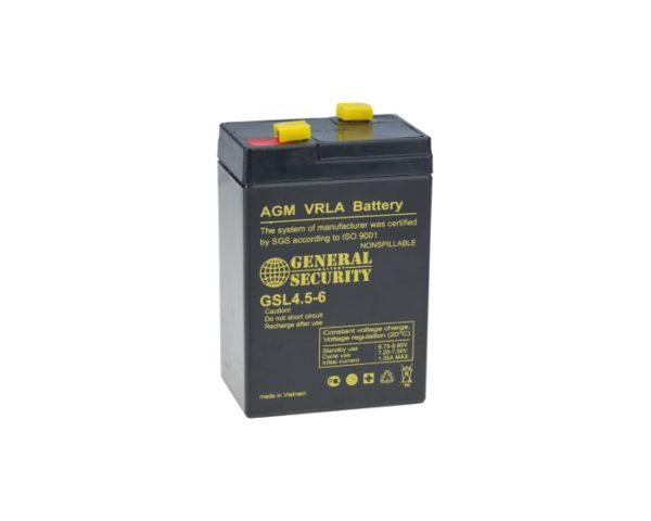 аккумулятор для детских машинок в Воронеже General Security GSL 4,5-6 AGM