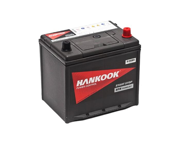 Аккумулятор Hankook Q85 Mazda CX-5 Start-Stop EFB 90D23L 65 А/ч в Воронеже купить
