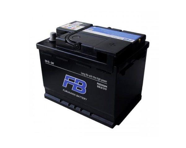 Аккумулятор Furukawa Premium Gold SMF LN2 (DIN 65) 65 А/ч в Воронеже купить