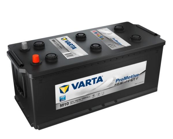 Грузовой аккумулятор Varta Promotive Heavy Duty M10 190 А/ч в Воронеже купить