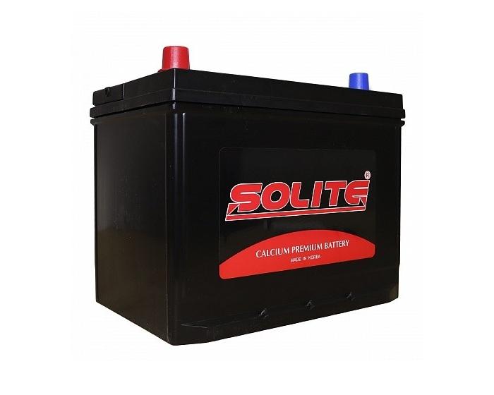 Авто аккумулятор Solite 95D26R 85 А/ч купить в Воронеже