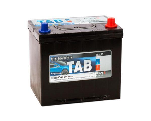Аккумулятор для Хендай Солярис и Киа Рио в Воронеже TAB Polar 56068 60 А/ч