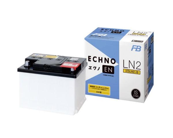 Авто аккумулятор в Воронеже купить Furukawa ECHNO EN 375LN2-IS EFB 61 А/ч