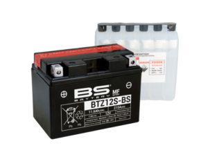 Аккумулятор для мотоцикла в Воронеже купить BS Battery BTZ12S-BS (YTZ12S) AGM 11.6 А/ч