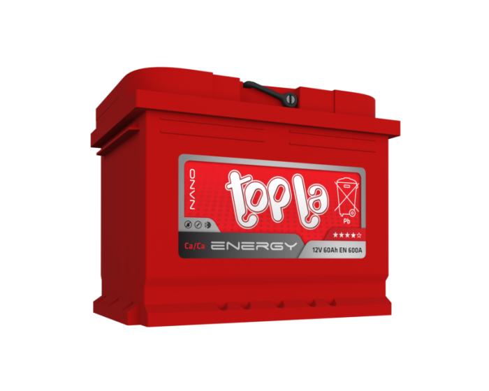 Автомобильный аккумулятор Topla Energy 60 А/ч в Воронеже купить