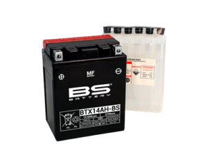 Аккумулятор для снегохода в Воронеже BS Battery BTX14AH-BS (YTX14AH-BS)