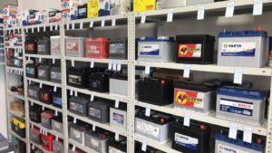 Магазин автомобильных аккумуляторов в Воронеже