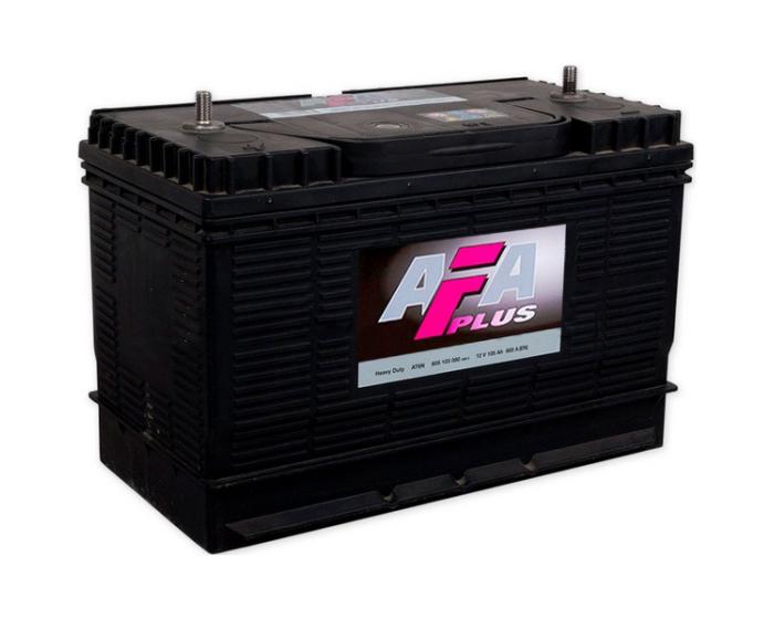 Аккумулятор AFA Plus AT6N 105 А/ч под болт в Воронеже купить