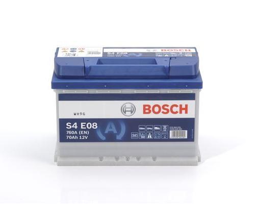 Аккумулятор Bosch S4 E08 EFB Start-Stop 70 А/ч в Воронеже в наличии