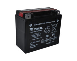 Мото аккумулятор Yuasa AGM YTX20HL-BS 18,9 А/ч в Воронеже купить